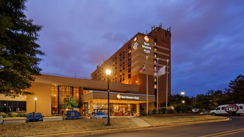 """Best Western Plus Hotel  and  Conference Ctr Exterior. Images powered by <a href=""""http://web.iceportal.com"""" target=""""_blank"""" rel=""""noopener"""">Ice Portal</a>."""