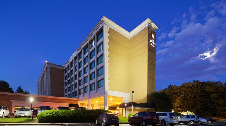 """Best Western Plus Rockville Hotel and Suites Exterior. Images powered by <a href=""""http://web.iceportal.com"""" target=""""_blank"""" rel=""""noopener"""">Ice Portal</a>."""