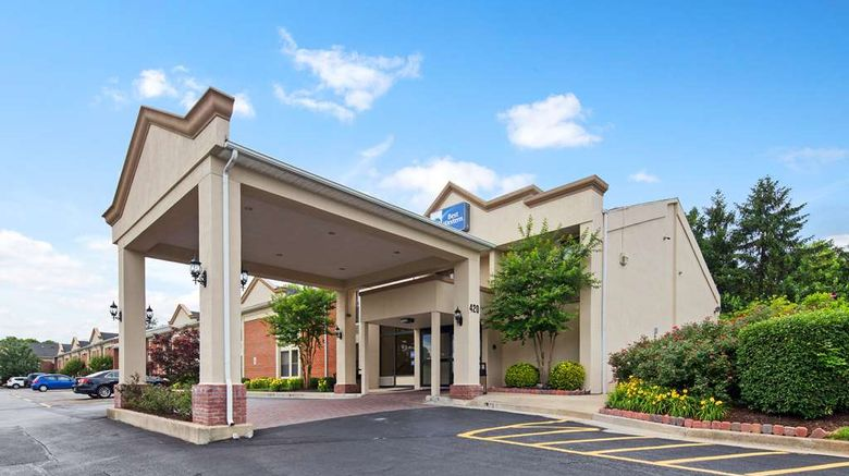 """Best Western Historic Frederick Exterior. Images powered by <a href=""""http://web.iceportal.com"""" target=""""_blank"""" rel=""""noopener"""">Ice Portal</a>."""