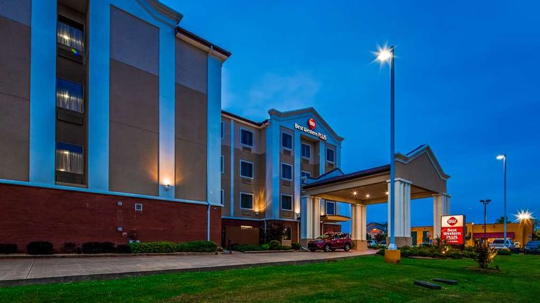 """Best Western Plus Flowood Inn  and  Suites Exterior. Images powered by <a href=""""http://web.iceportal.com"""" target=""""_blank"""" rel=""""noopener"""">Ice Portal</a>."""