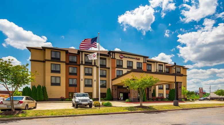 """Best Western Plus Tupelo Inn  and  Suites Exterior. Images powered by <a href=""""http://web.iceportal.com"""" target=""""_blank"""" rel=""""noopener"""">Ice Portal</a>."""