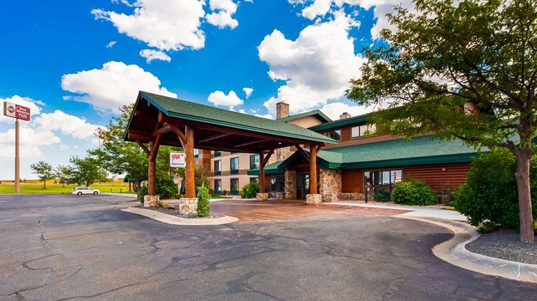 """Best Western Plus Sidney Lodge Exterior. Images powered by <a href=""""http://web.iceportal.com"""" target=""""_blank"""" rel=""""noopener"""">Ice Portal</a>."""