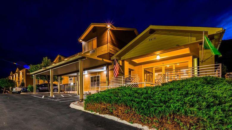 """Best Western Topaz Lake Inn Exterior. Images powered by <a href=""""http://web.iceportal.com"""" target=""""_blank"""" rel=""""noopener"""">Ice Portal</a>."""