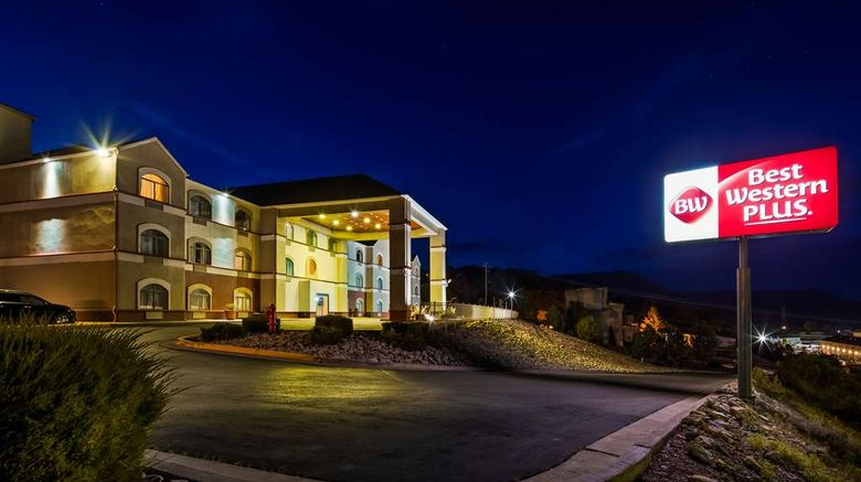 "Best Western Plus Ruidoso Inn Exterior. Images powered by <a href=""http://web.iceportal.com"" target=""_blank"" rel=""noopener"">Ice Portal</a>."