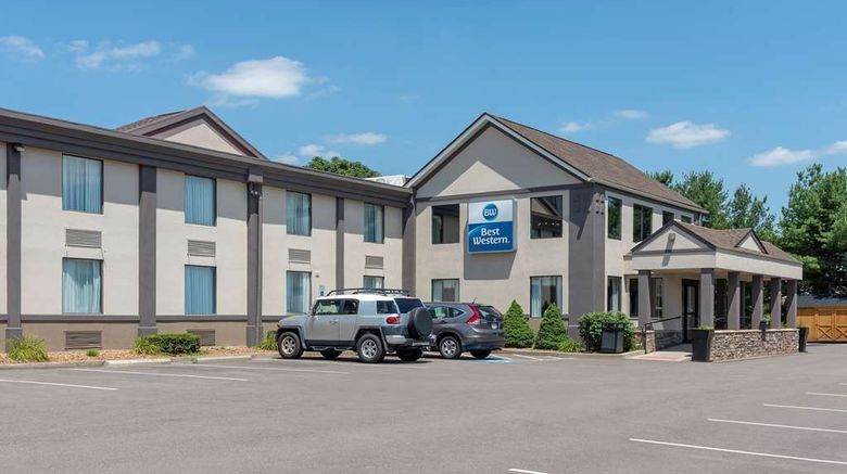 """Best Western Dutch Valley Inn Exterior. Images powered by <a href=""""http://web.iceportal.com"""" target=""""_blank"""" rel=""""noopener"""">Ice Portal</a>."""
