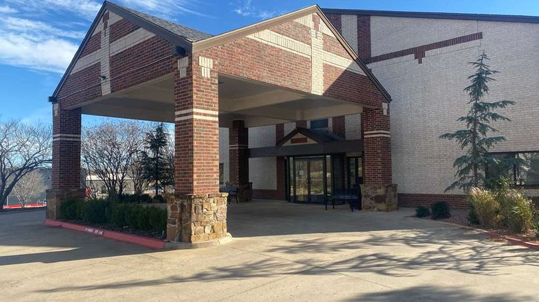 """SureStay Plus Hotel by Best Western Edmo Exterior. Images powered by <a href=""""http://web.iceportal.com"""" target=""""_blank"""" rel=""""noopener"""">Ice Portal</a>."""
