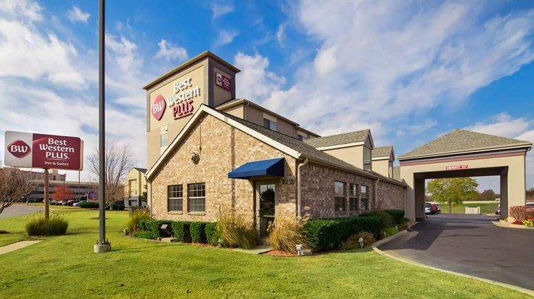 """Best Western Plus Tulsa Inn  and  Suites Exterior. Images powered by <a href=""""http://web.iceportal.com"""" target=""""_blank"""" rel=""""noopener"""">Ice Portal</a>."""