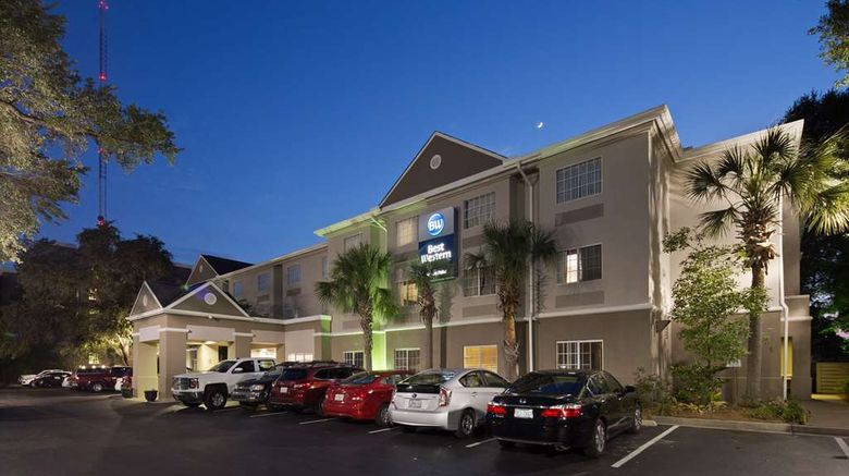 """Best Western Patriots Point Exterior. Images powered by <a href=""""http://web.iceportal.com"""" target=""""_blank"""" rel=""""noopener"""">Ice Portal</a>."""