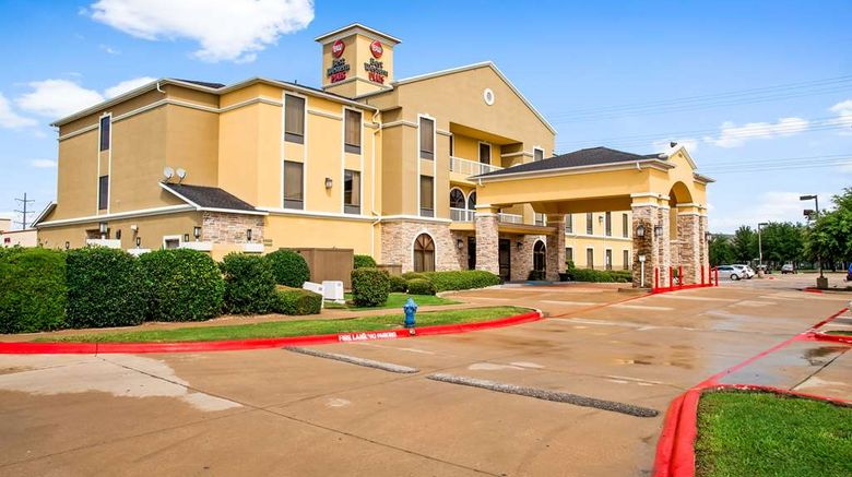 """Best Western Plus McKinney Inn  and  Suites Exterior. Images powered by <a href=""""http://web.iceportal.com"""" target=""""_blank"""" rel=""""noopener"""">Ice Portal</a>."""