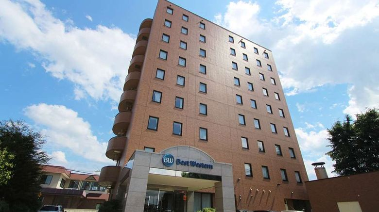 "Best Western The Japonaise Yonezawa Exterior. Images powered by <a href=""http://web.iceportal.com"" target=""_blank"" rel=""noopener"">Ice Portal</a>."