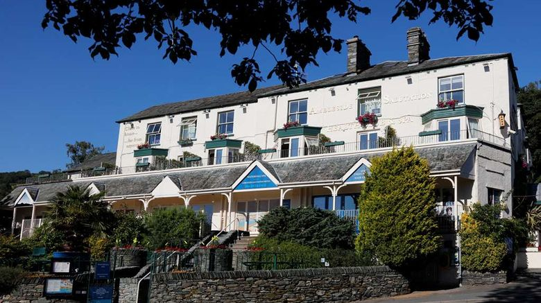 """Best Western Ambleside Salutation Hotel Exterior. Images powered by <a href=""""http://web.iceportal.com"""" target=""""_blank"""" rel=""""noopener"""">Ice Portal</a>."""