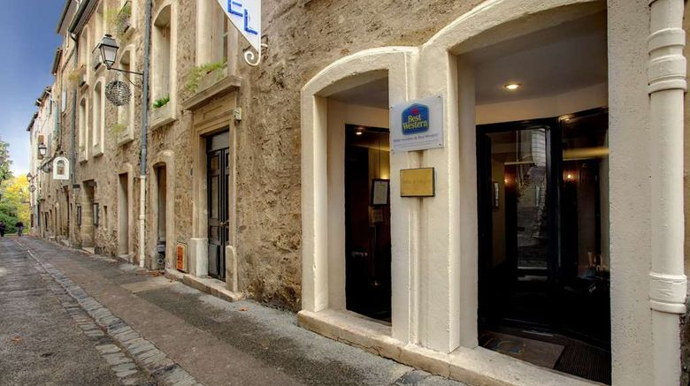 """Best Western Hotel Le Guilhem Exterior. Images powered by <a href=""""http://web.iceportal.com"""" target=""""_blank"""" rel=""""noopener"""">Ice Portal</a>."""