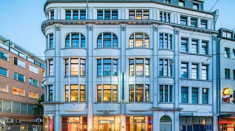 """Best Western City-Hotel Braunschweig Exterior. Images powered by <a href=""""http://web.iceportal.com"""" target=""""_blank"""" rel=""""noopener"""">Ice Portal</a>."""