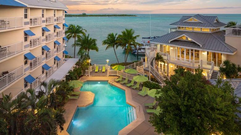 """Hyatt Centric Key West Resort  and  Spa Exterior. Images powered by <a href=""""http://web.iceportal.com"""" target=""""_blank"""" rel=""""noopener"""">Ice Portal</a>."""