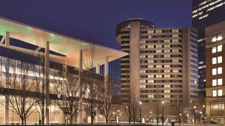 "Hyatt Regency Louisville Exterior. Images powered by <a href=""http://web.iceportal.com"" target=""_blank"" rel=""noopener"">Ice Portal</a>."