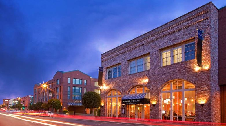 """Hyatt Centric Fishermans Wharf Exterior. Images powered by <a href=""""http://web.iceportal.com"""" target=""""_blank"""" rel=""""noopener"""">Ice Portal</a>."""