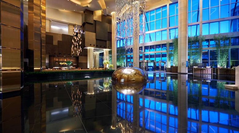 """Grand Hyatt Macau Exterior. Images powered by <a href=""""http://web.iceportal.com"""" target=""""_blank"""" rel=""""noopener"""">Ice Portal</a>."""