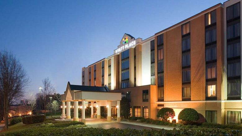 """Hyatt Place Phoenix - North Exterior. Images powered by <a href=""""http://web.iceportal.com"""" target=""""_blank"""" rel=""""noopener"""">Ice Portal</a>."""