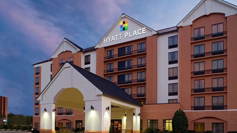 """Hyatt Place SAT Airport Quarry Market Exterior. Images powered by <a href=""""http://web.iceportal.com"""" target=""""_blank"""" rel=""""noopener"""">Ice Portal</a>."""