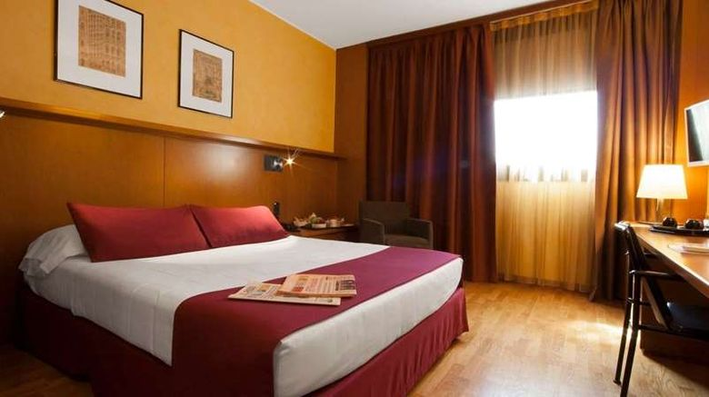 """Carlyle Brera Hotel Room. Images powered by <a href=""""http://web.iceportal.com"""" target=""""_blank"""" rel=""""noopener"""">Ice Portal</a>."""