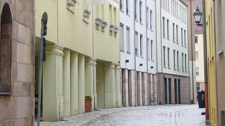 """Hotel Agneshof Nuremberg Exterior. Images powered by <a href=""""http://web.iceportal.com"""" target=""""_blank"""" rel=""""noopener"""">Ice Portal</a>."""