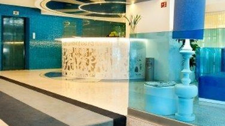"""Room Mate Hotel Valentina Lobby. Images powered by <a href=""""http://web.iceportal.com"""" target=""""_blank"""" rel=""""noopener"""">Ice Portal</a>."""