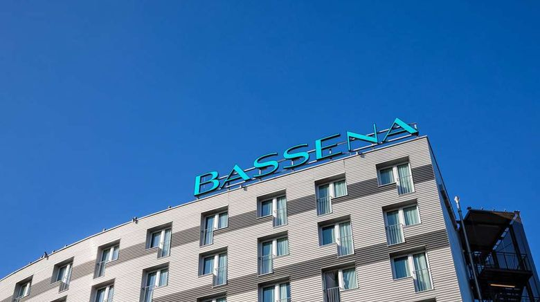 """Austria Trend Hotel Messe Exterior. Images powered by <a href=""""http://web.iceportal.com"""" target=""""_blank"""" rel=""""noopener"""">Ice Portal</a>."""