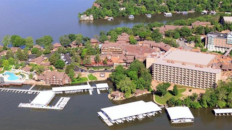 """Margaritaville Resort Lake of the Ozarks Exterior. Images powered by <a href=""""http://web.iceportal.com"""" target=""""_blank"""" rel=""""noopener"""">Ice Portal</a>."""