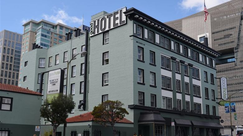 """Good Hotel Exterior. Images powered by <a href=""""http://web.iceportal.com"""" target=""""_blank"""" rel=""""noopener"""">Ice Portal</a>."""