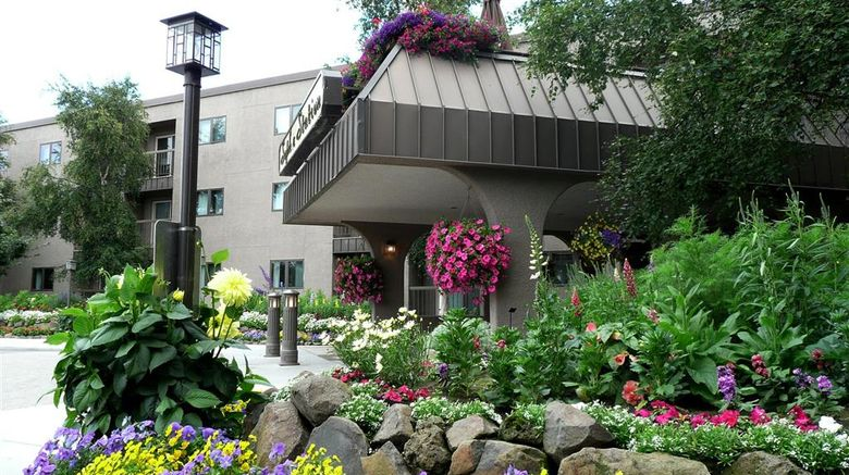 """Sophie Station Hotel Exterior. Images powered by <a href=""""http://web.iceportal.com"""" target=""""_blank"""" rel=""""noopener"""">Ice Portal</a>."""