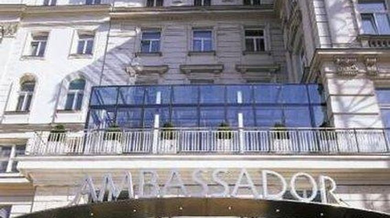 """Hotel Ambassador Exterior. Images powered by <a href=""""http://web.iceportal.com"""" target=""""_blank"""" rel=""""noopener"""">Ice Portal</a>."""