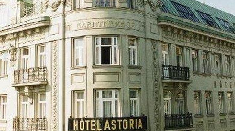 """Austria Trend Hotel Astoria Exterior. Images powered by <a href=""""http://web.iceportal.com"""" target=""""_blank"""" rel=""""noopener"""">Ice Portal</a>."""