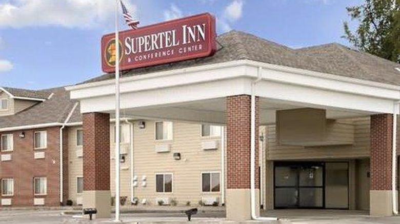"Supertel Inn  and  Convention Center Exterior. Images powered by <a href=""http://web.iceportal.com"" target=""_blank"" rel=""noopener"">Ice Portal</a>."