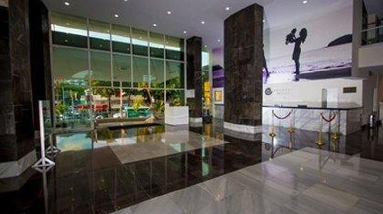 """Krystal Beach Acapulco Lobby. Images powered by <a href=""""http://web.iceportal.com"""" target=""""_blank"""" rel=""""noopener"""">Ice Portal</a>."""