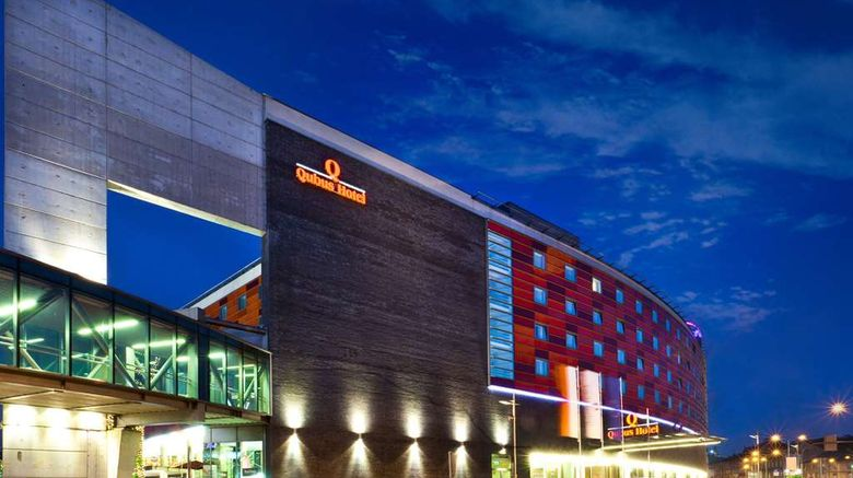 """Qubus Hotel Bielsko Biala Exterior. Images powered by <a href=""""http://web.iceportal.com"""" target=""""_blank"""" rel=""""noopener"""">Ice Portal</a>."""
