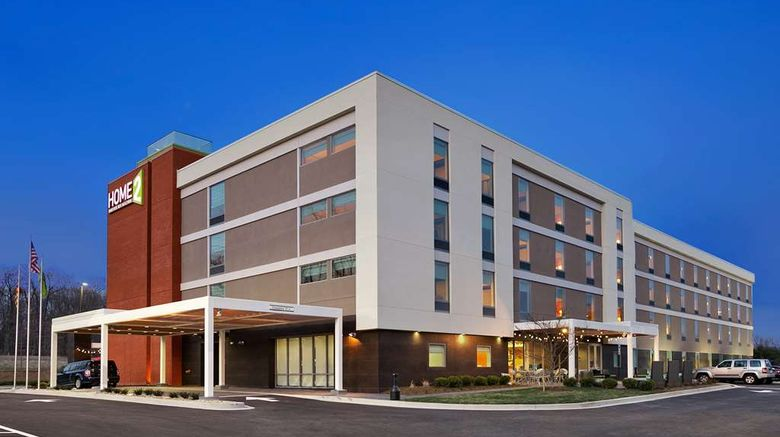 """Home2 Suites by Hilton Exterior. Images powered by <a href=""""http://web.iceportal.com"""" target=""""_blank"""" rel=""""noopener"""">Ice Portal</a>."""