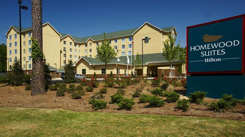 """Homewood Suites by Hilton Hoover Exterior. Images powered by <a href=""""http://web.iceportal.com"""" target=""""_blank"""" rel=""""noopener"""">Ice Portal</a>."""