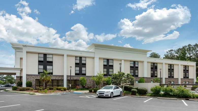 """Hampton Inn Brookhaven Exterior. Images powered by <a href=""""http://web.iceportal.com"""" target=""""_blank"""" rel=""""noopener"""">Ice Portal</a>."""