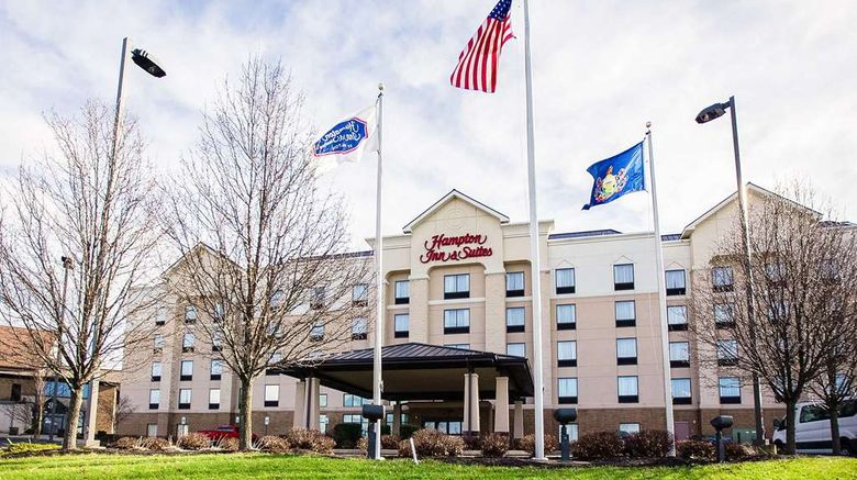 """Hampton Inn  and  Suites Blairsville Exterior. Images powered by <a href=""""http://web.iceportal.com"""" target=""""_blank"""" rel=""""noopener"""">Ice Portal</a>."""