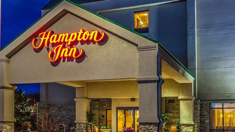 """Hampton Inn Castle Rock Exterior. Images powered by <a href=""""http://web.iceportal.com"""" target=""""_blank"""" rel=""""noopener"""">Ice Portal</a>."""