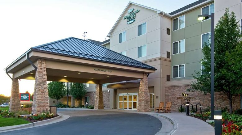 """Homewood Suites by Hilton Fort Collins Exterior. Images powered by <a href=""""http://web.iceportal.com"""" target=""""_blank"""" rel=""""noopener"""">Ice Portal</a>."""