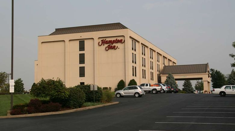 """Hampton Inn Frankfort Exterior. Images powered by <a href=""""http://web.iceportal.com"""" target=""""_blank"""" rel=""""noopener"""">Ice Portal</a>."""