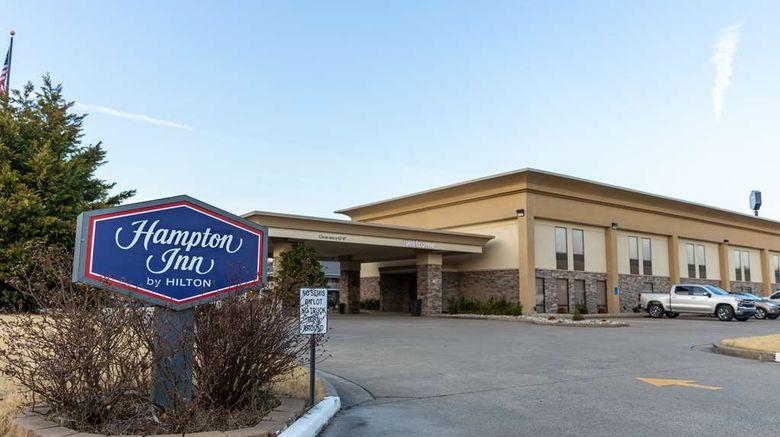 "Hampton Inn Kuttawa-Eddyville Exterior. Images powered by <a href=""http://web.iceportal.com"" target=""_blank"" rel=""noopener"">Ice Portal</a>."