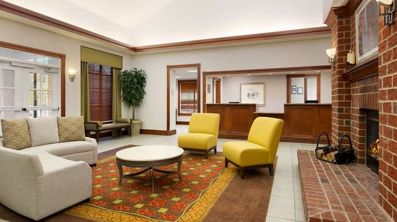 """Homewood Suites Newark-Wilmington South Lobby. Images powered by <a href=""""http://web.iceportal.com"""" target=""""_blank"""" rel=""""noopener"""">Ice Portal</a>."""