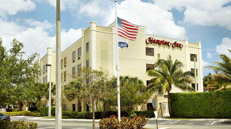 """Hampton Inn West Palm Beach Central Airp Exterior. Images powered by <a href=""""http://web.iceportal.com"""" target=""""_blank"""" rel=""""noopener"""">Ice Portal</a>."""