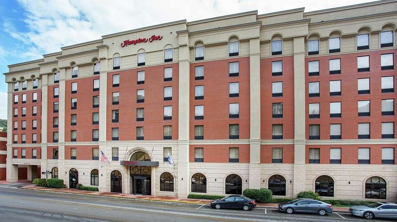 """Hampton Inn Pikeville Exterior. Images powered by <a href=""""http://web.iceportal.com"""" target=""""_blank"""" rel=""""noopener"""">Ice Portal</a>."""