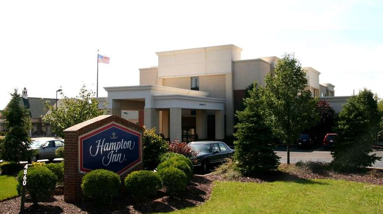 """Hampton Inn Richfield Exterior. Images powered by <a href=""""http://web.iceportal.com"""" target=""""_blank"""" rel=""""noopener"""">Ice Portal</a>."""