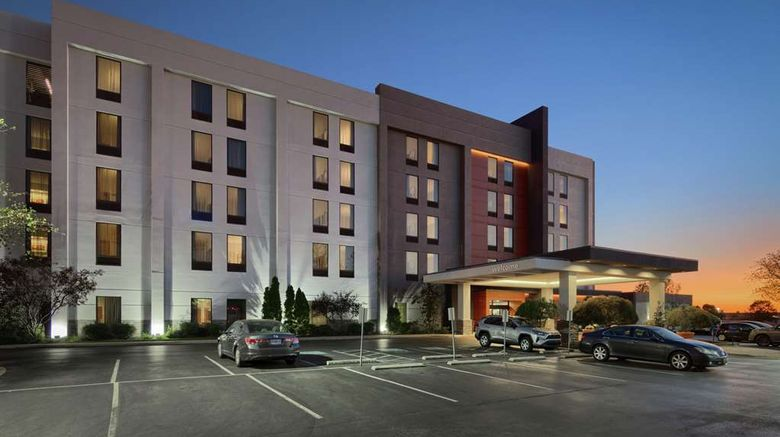 """Hampton Inn Louisville I-265 East Exterior. Images powered by <a href=""""http://web.iceportal.com"""" target=""""_blank"""" rel=""""noopener"""">Ice Portal</a>."""