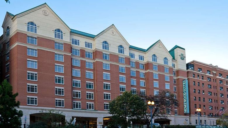 """Homewood Suites by Hilton Washington Exterior. Images powered by <a href=""""http://web.iceportal.com"""" target=""""_blank"""" rel=""""noopener"""">Ice Portal</a>."""