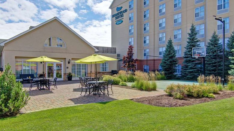 """Homewood Suites by Hilton Toronto Exterior. Images powered by <a href=""""http://web.iceportal.com"""" target=""""_blank"""" rel=""""noopener"""">Ice Portal</a>."""